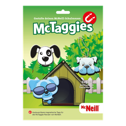 McTaggies Dog 3tlg. Set