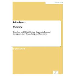 Mobbing: eBook von Britta Eggers