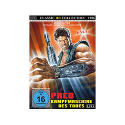 Paco - Kampfmaschine des Todes DVD