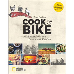 COOK & BIKE - Kochbücher