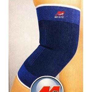 2er-Packung Sportbandage Knie Blau