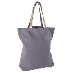 Rayher Einkaufstasche shopper Fashion Stoff grau