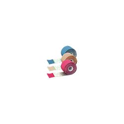 GATAPEX 3xKinesiology-Tape 5 cmx2 m h.bl./htf/pink 1 P