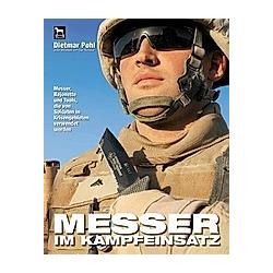 Messer im Kampfeinsatz. Dietmar Pohl  - Buch