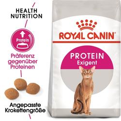 ROYAL CANIN PROTEIN EXIGENT Trockenfutter für wählerische Katzen 20 kg (2 x 10 kg)