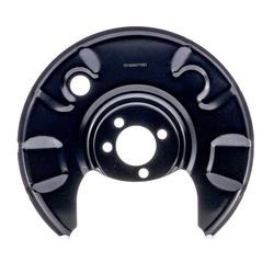 RIDEX Ankerblech VW 1330S0131 Bremsankerblech,Spritzblech,Bremsscheiben Schutzblech,Bremsenschutzblech,Deckblech,Bremsblech,Spritzblech, Bremsscheibe