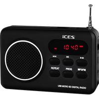 ICES IMPR-112 schwarz