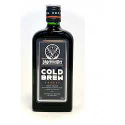 Jägermeister Cold Brew Coffee Likör - 0.5L