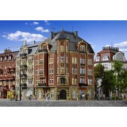 Vollmer 43811 H0 Eckhaus Schlossallee 1