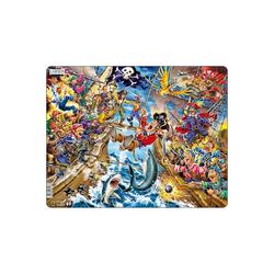 Larsen Puzzle Rahmen-Puzzle, 39 Teile, 36x28 cm,, Puzzleteile