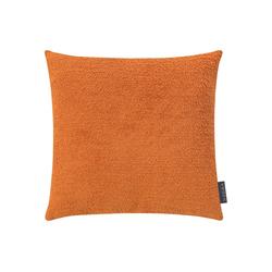 Kissenbezug Der Flauschige, mokebo, 40x40 oder 50x50cm, auch als weiche Kissenhülle gelb 40 cm x 40 cm