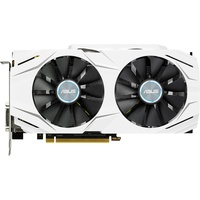 Asus GeForce GTX 1060 Dual