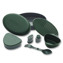 Primus Essgeschirr Set 8-teilig grün