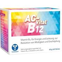 Trommsdorff GmbH & Co KG AC-Vital B12 Direktsticks mit Eiweißbausteinen