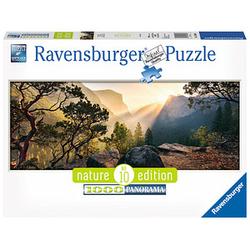 Ravensburger Nature Edition Panorama Yosemite Park Puzzle 1000 Teile
