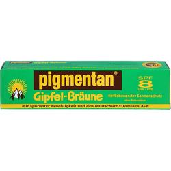 PIGMENTAN Gipfelbräune Creme SPF 8 50 ml