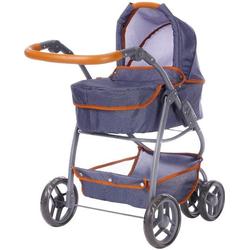 Knorrtoys® Puppenwagen Coco - Dark Blue