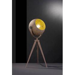 WOFI Avila 840301097000 Stehlampe LED E27 60W Braun-antik