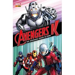 Avengers K - Avengers vs. Ultron: eBook von Si Yeon Park
