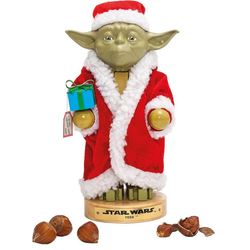 Joy Toy Nussknacker Star Wars - Yoda Nussknacker
