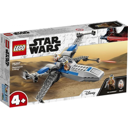 LEGO® Puzzle LEGO® Star Wars 75297 Resistance X-Wing, Puzzleteile