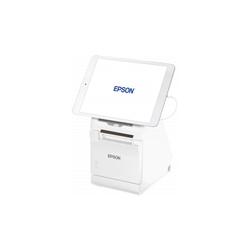 TM-m30II-S - Bon-Thermodrucker für Tablet POS-Terminals, USB + Ethernet, weiss