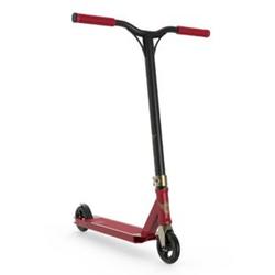 Longway Pro scooter Metro rot