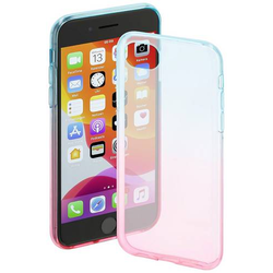 Hama Shade Cover Apple iPhone 6, iPhone 6S, iPhone 7, iPhone 8, iPhone SE (2020) Blau, Rosa