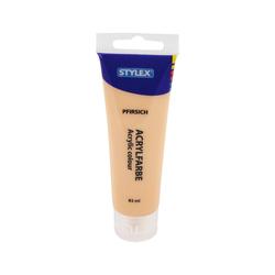 Acrylfarbe, 83 ml, pfirsich