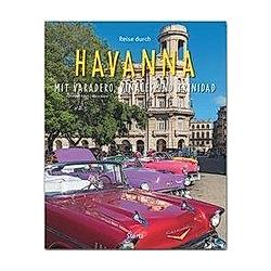Reise durch Havanna - Buch
