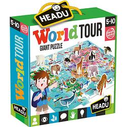 Riesenpuzzle World Tour