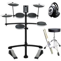 Roland Audio Elektrisches Schlagzeug Roland TD-1K E-Drum Schlagzeug mit Zubehör-Set