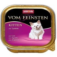 Animonda Vom Feinsten Kitten Lamm 32 x 100 g