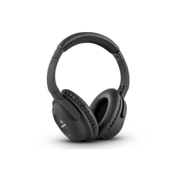 Auna ANC-10 Kopfhörer Noise Cancelling Geräuschdämpfung Hardcase Adapter On-Ear-Kopfhörer