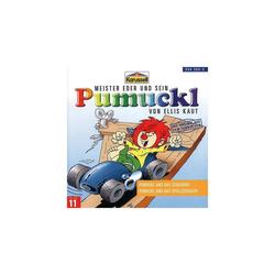 Universal Hörspiel CD Pumuckl 11 - Pumuckl und das Segelboot/ Pumuckl