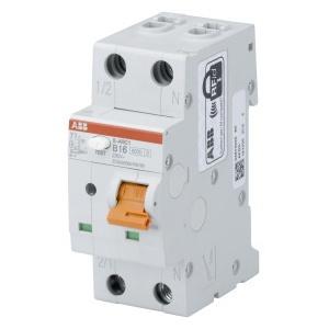 ABB Stotz-Kontakt S-ARC1 B16 , AFDD+LS S-ARC1-B16, 6kA, 1P+N, 2TE ...
