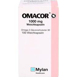 OMACOR 1.000 mg Weichkapseln 100 St.