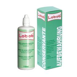 LOBOB AUFBEWAHRUNG – PFLEGELÖSUNG 110 ml