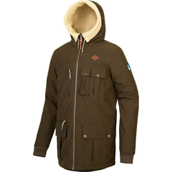 Picture Vermont Jacket Parka brown Men