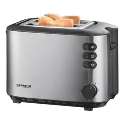 Automatik-Toaster »AT 2514« silber, SEVERIN
