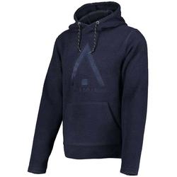 Sweatshirt CLWR - Teddy Hood Blue Iris (660) Größe: S
