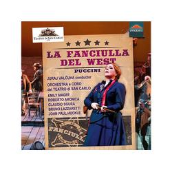 VARIOUS - La Fanciulla del West (CD)