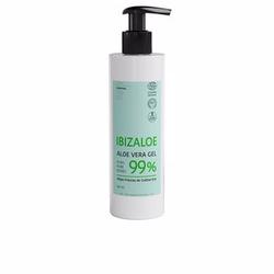 IBIZALOE gel puro de Aloe Vera 99% hojas frescas eco 250 ml