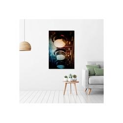 Art & Pleasure Acrylglasbild Amplifier, Amplifier