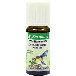 WEISSTANNE etherisches Öl Wildwuchs 10 ml