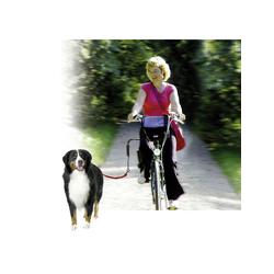 Hagebau, Fahrradzubehör, Hunde schwarz