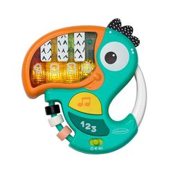 Infantino BKids Spiel, Klavier & Zahlen Lernspiel Tukan
