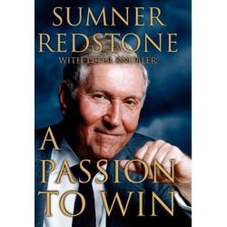 A Passion to Win als Buch von Sumner Redstone
