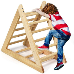 COSTWAY Klettergerüst Klettergerüst, aus Holz
