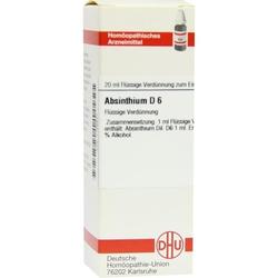 ABSINTHIUM D 6